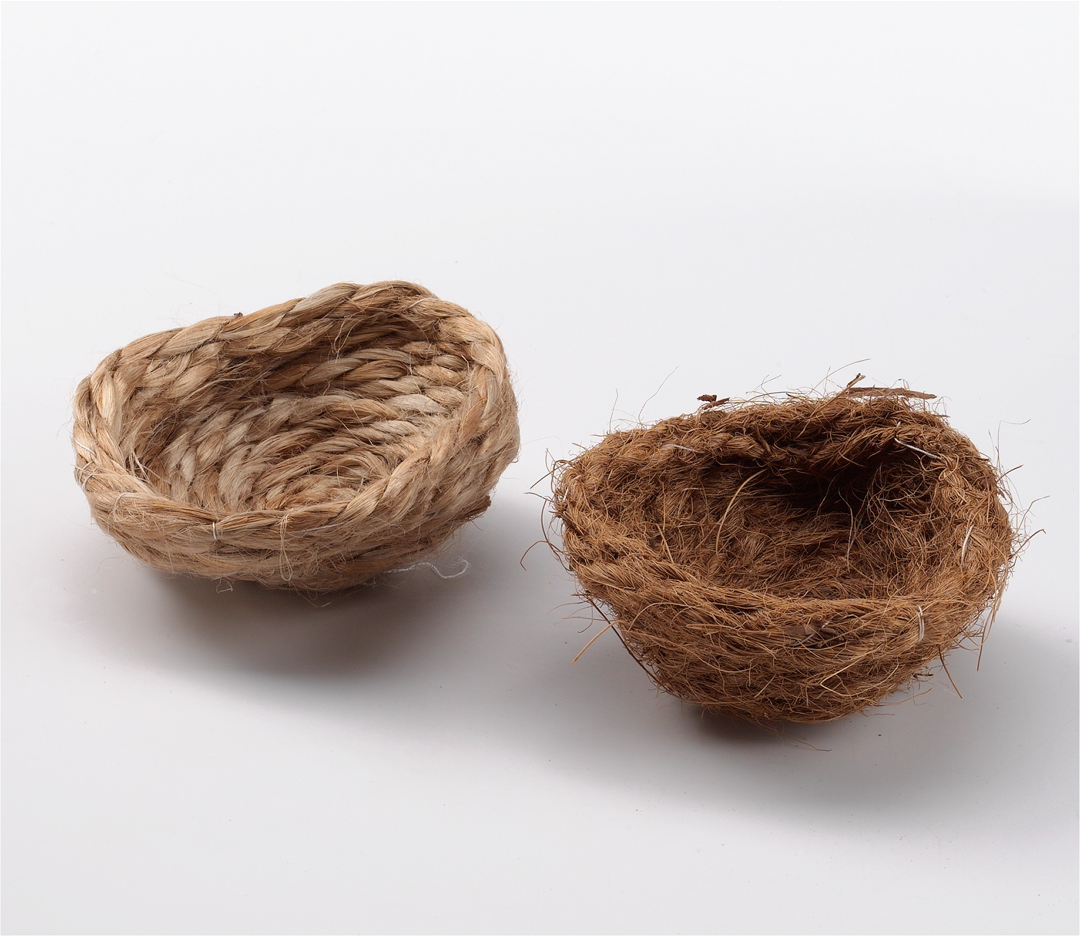 Sisal and coco nest