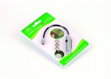 Flexible aluminium inspectionlamp incl batteries