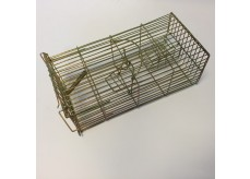 Large metall mouse trap